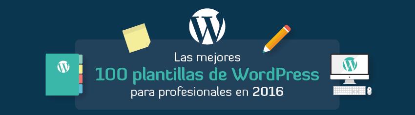 Mejores Plantillas para WordPress