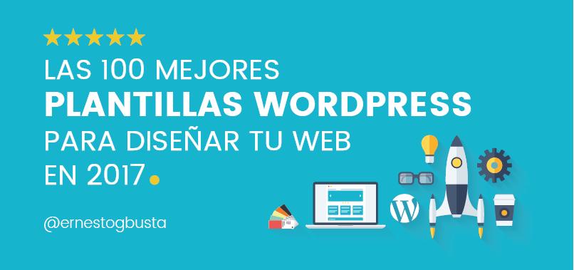 Mejores Plantillas WordPress Themes