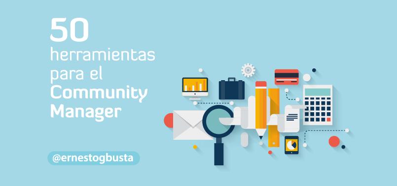 Herramientas Community Manager