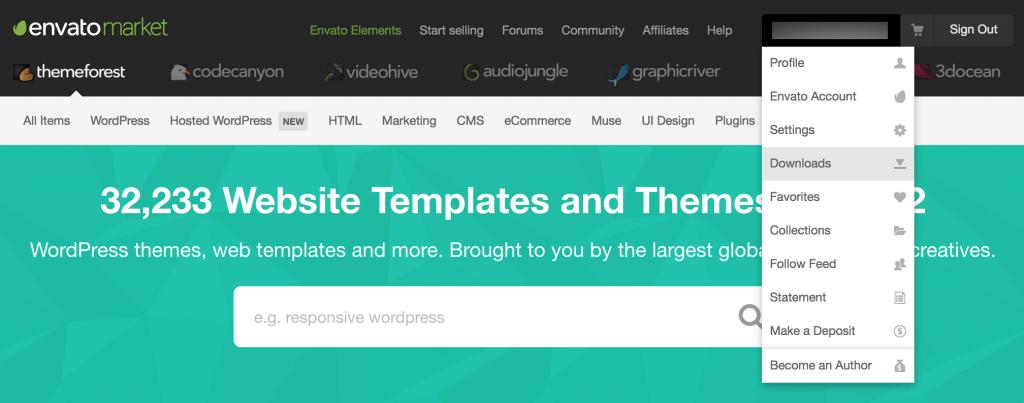 Crear web evento